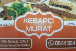 Adanalı Kebapçı Murat Usta
